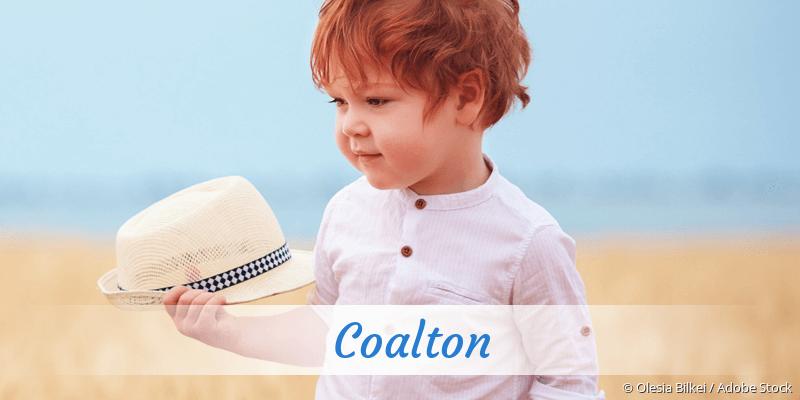 Name Coalton als Bild