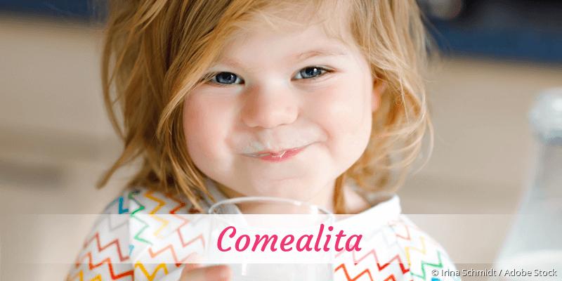 Name Comealita als Bild