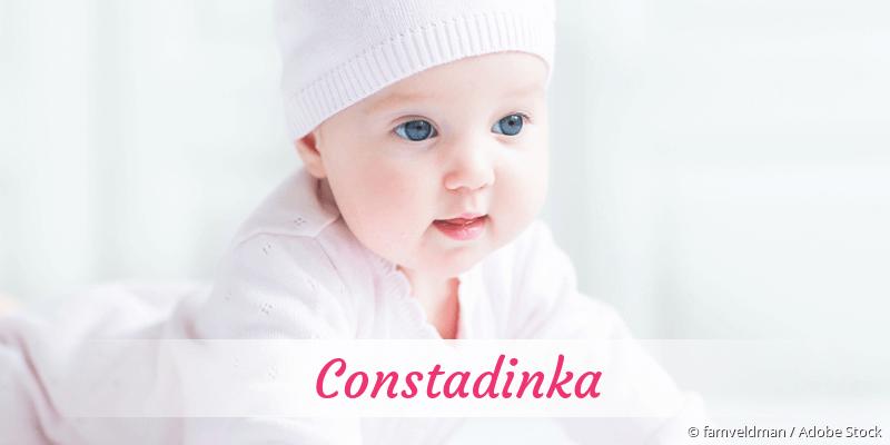 Name Constadinka als Bild