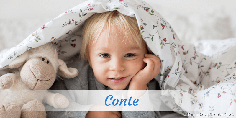 Name Conte als Bild