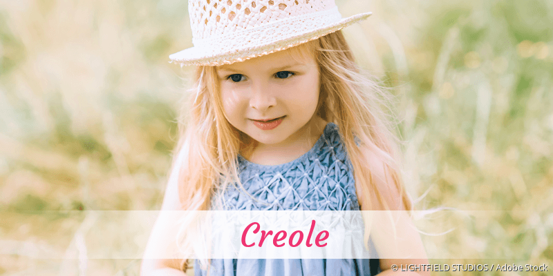 Name Creole als Bild
