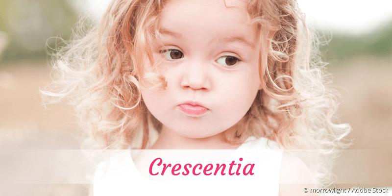 Name Crescentia als Bild