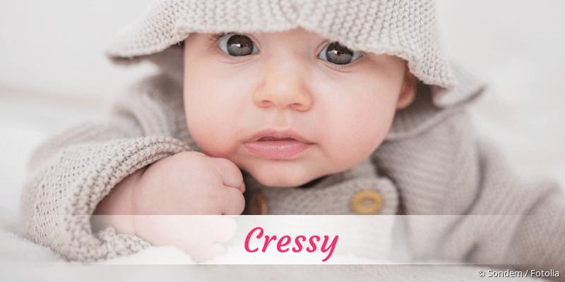 Name Cressy als Bild