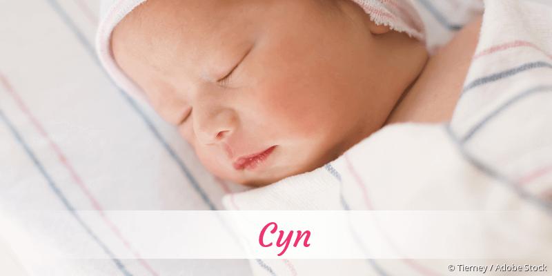 Name Cyn als Bild