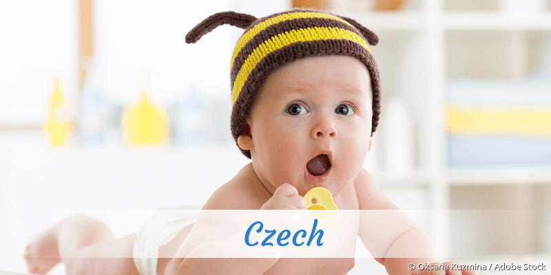 Name Czech als Bild