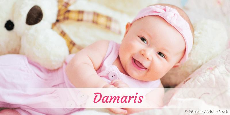 Name Damaris als Bild