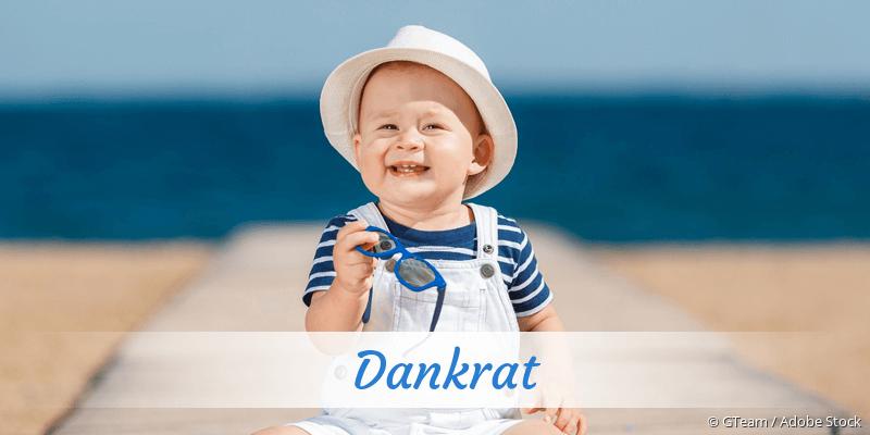 Name Dankrat als Bild