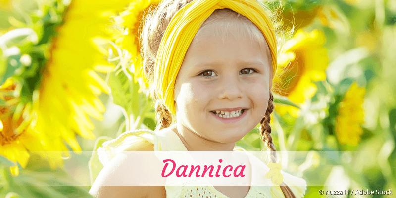 Name Dannica als Bild