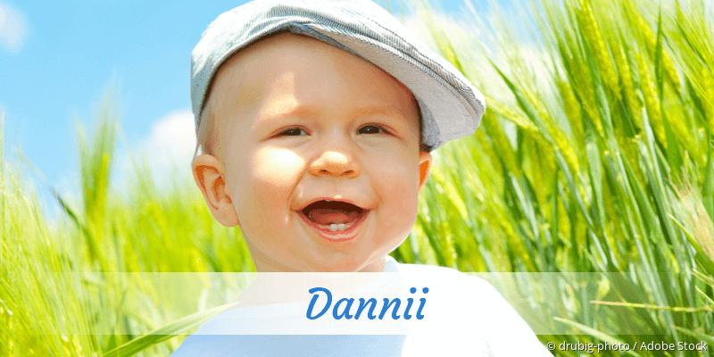 Name Dannii als Bild