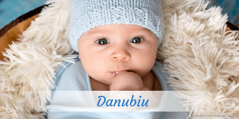 Name Danubiu als Bild