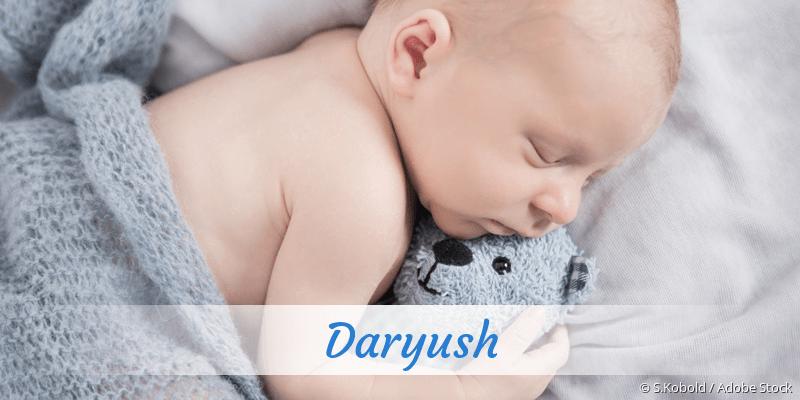 Name Daryush als Bild