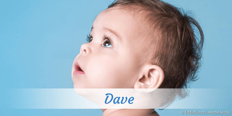 Name Dave als Bild