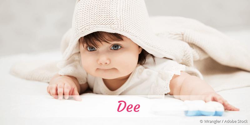 Name Dee als Bild