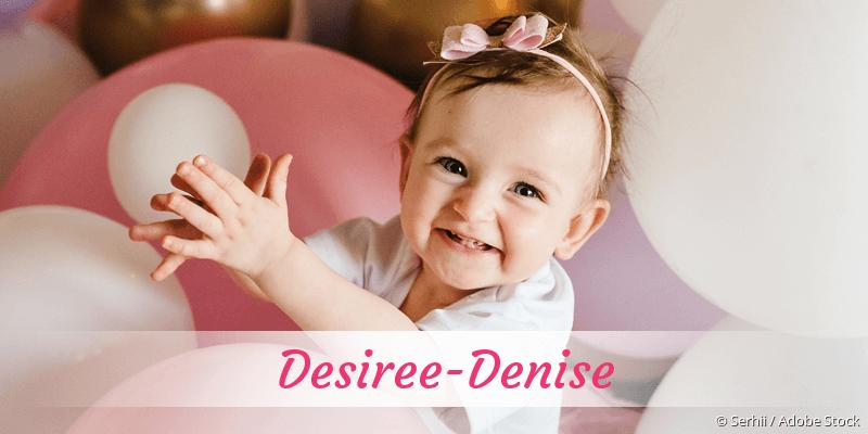 Name Desiree-Denise als Bild
