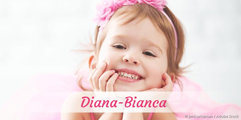 Name Diana-Bianca als Bild