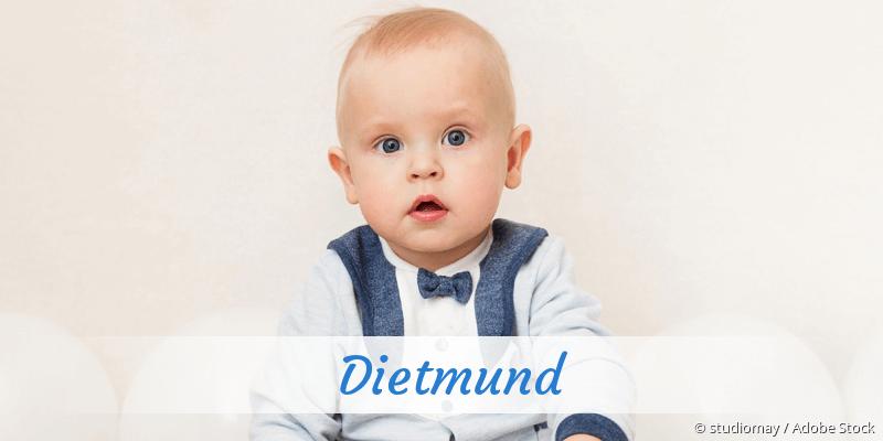 Name Dietmund als Bild