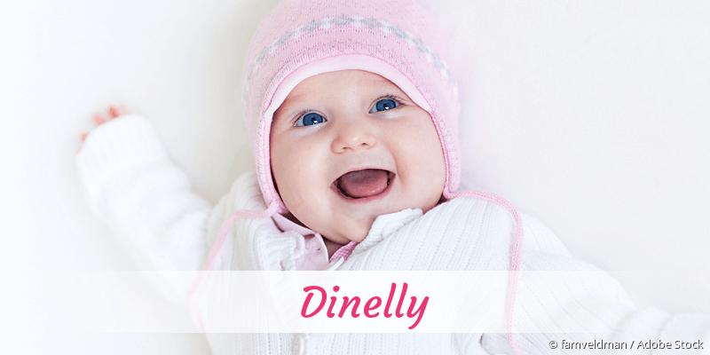 Name Dinelly als Bild