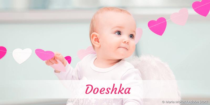 Name Doeshka als Bild