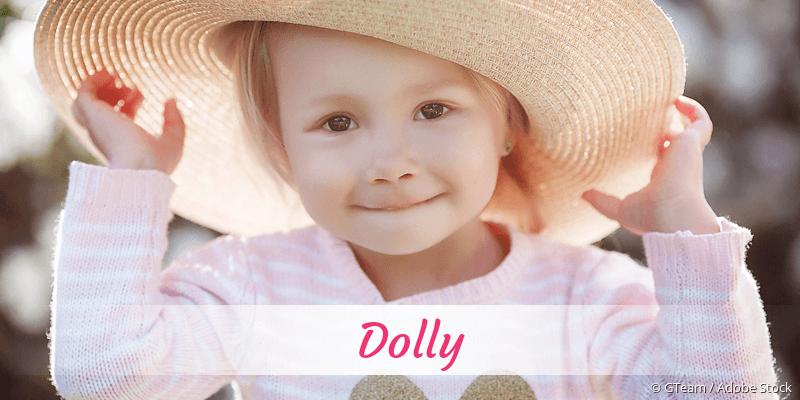 Name Dolly als Bild