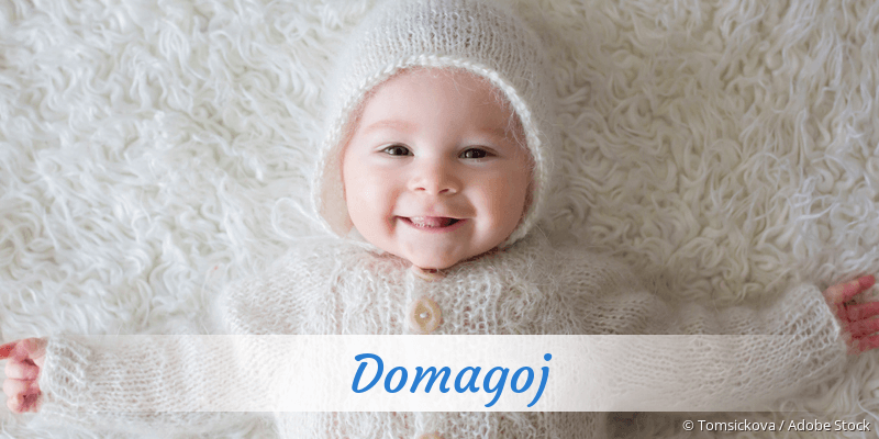 Name Domagoj als Bild