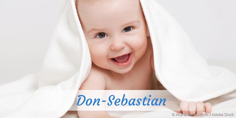 Name Don-Sebastian als Bild