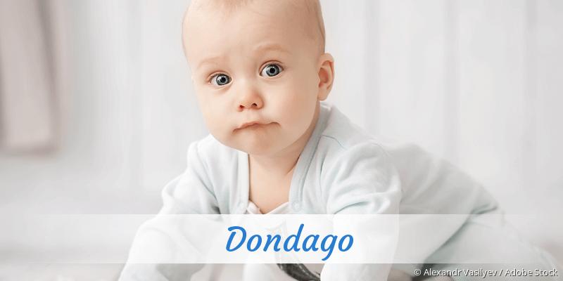 Name Dondago als Bild