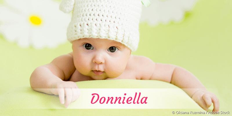 Name Donniella als Bild