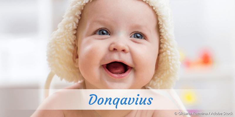 Name Donqavius als Bild