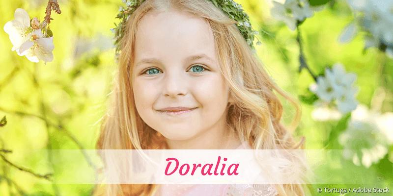 Name Doralia als Bild