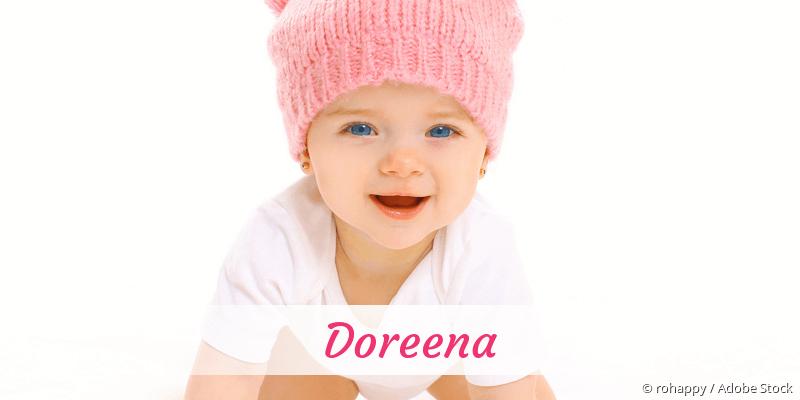 Name Doreena als Bild