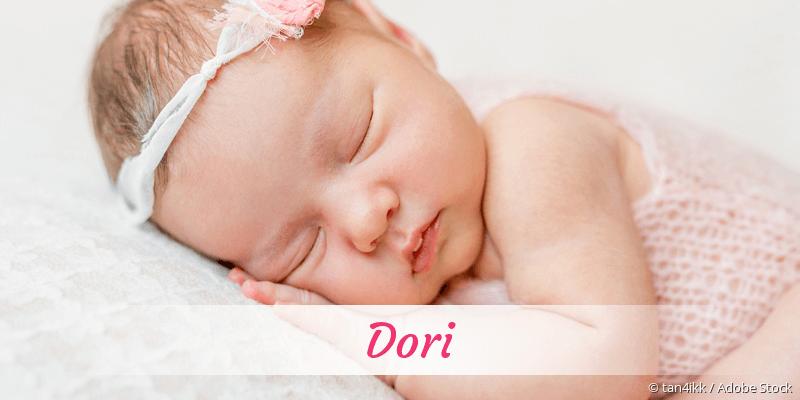 Name Dori als Bild