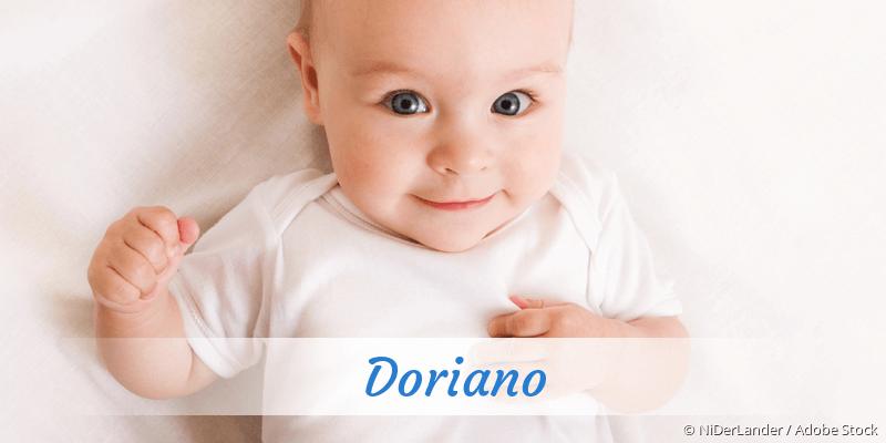 Name Doriano als Bild