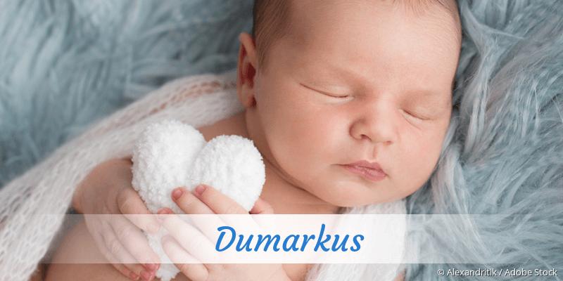 Name Dumarkus als Bild