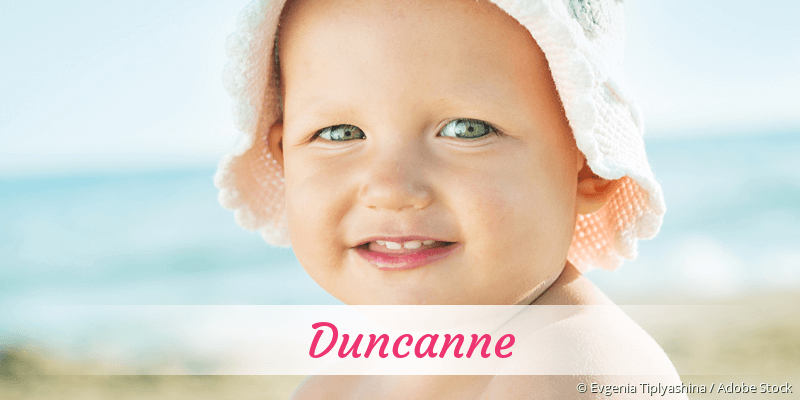 Name Duncanne als Bild