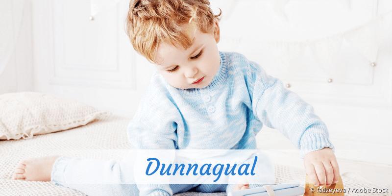 Name Dunnagual als Bild