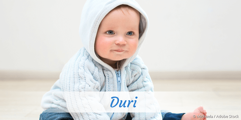 Name Duri als Bild