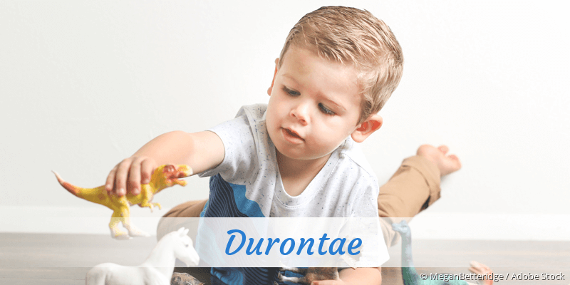 Name Durontae als Bild