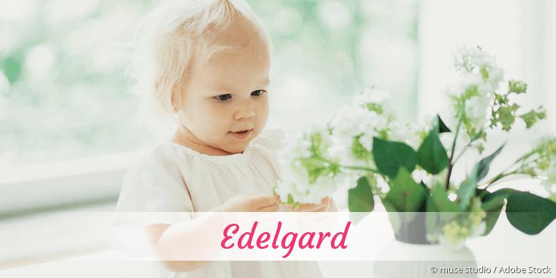 Name Edelgard als Bild