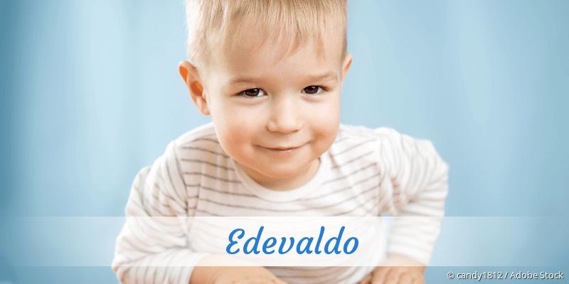 Name Edevaldo als Bild