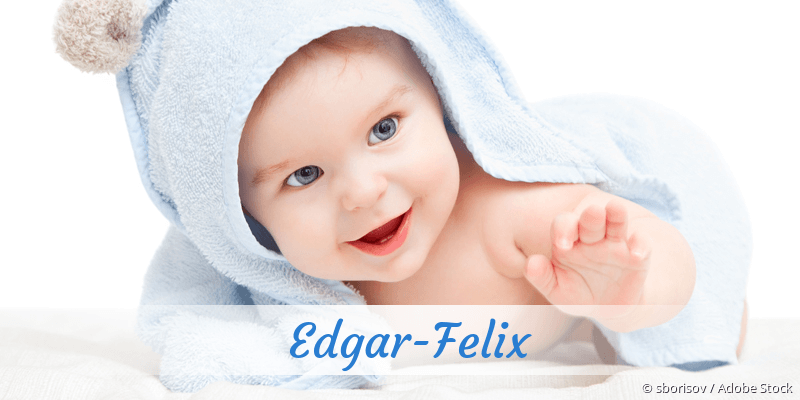 Name Edgar-Felix als Bild