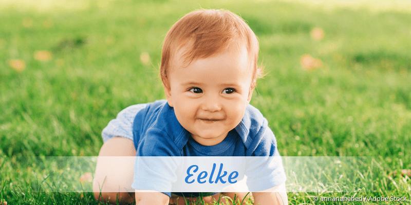 Name Eelke als Bild