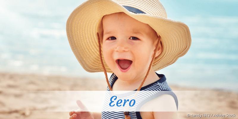 Name Eero als Bild