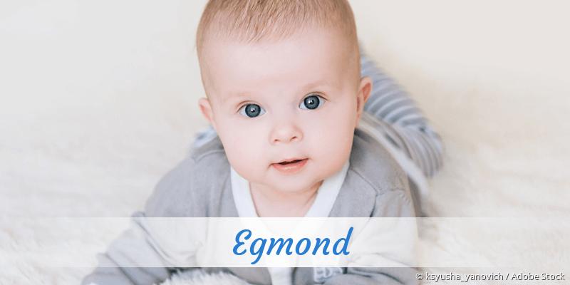 Name Egmond als Bild