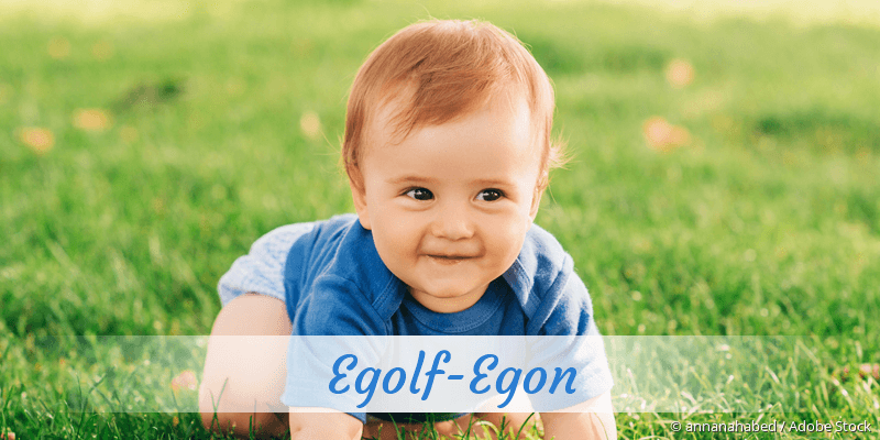 Name Egolf-Egon als Bild