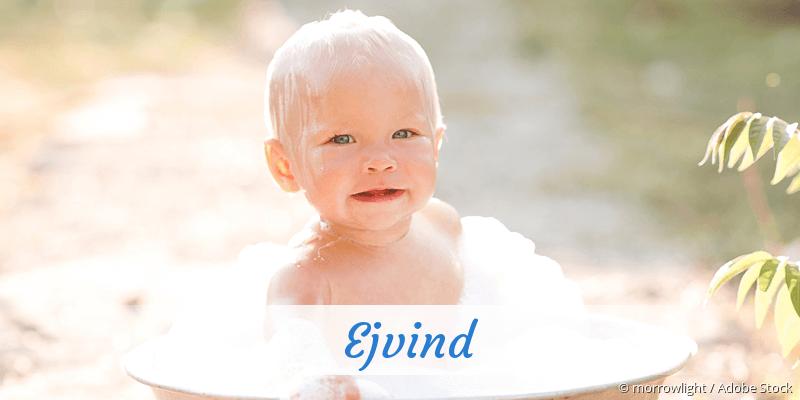 Name Ejvind als Bild