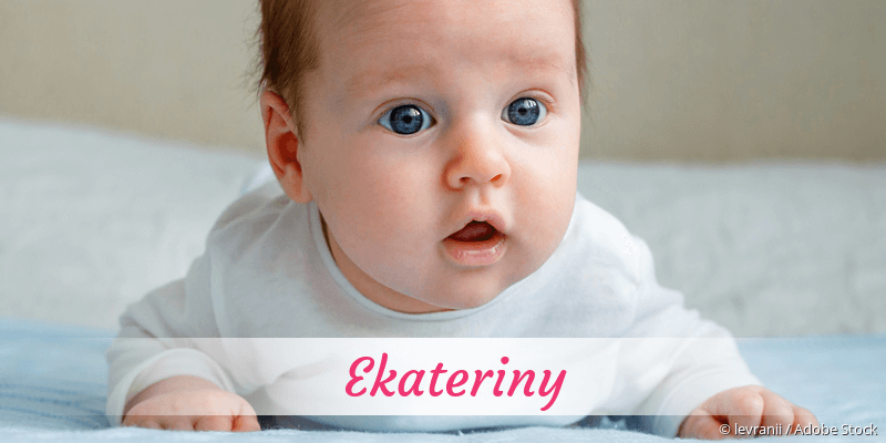 Name Ekateriny als Bild