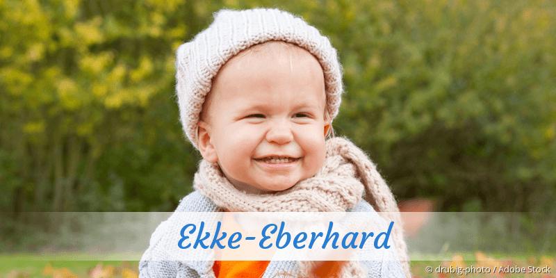Name Ekke-Eberhard als Bild
