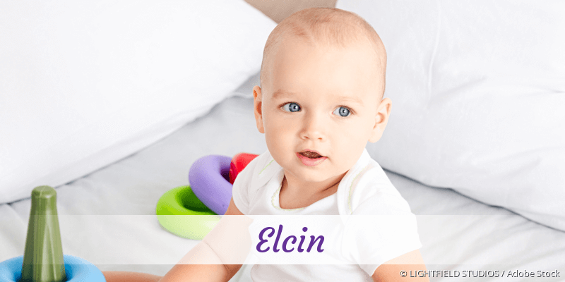 Name Elcin als Bild