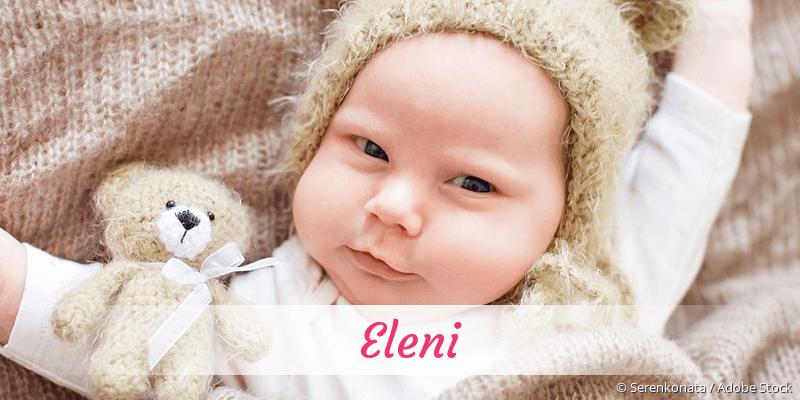 Name Eleni als Bild