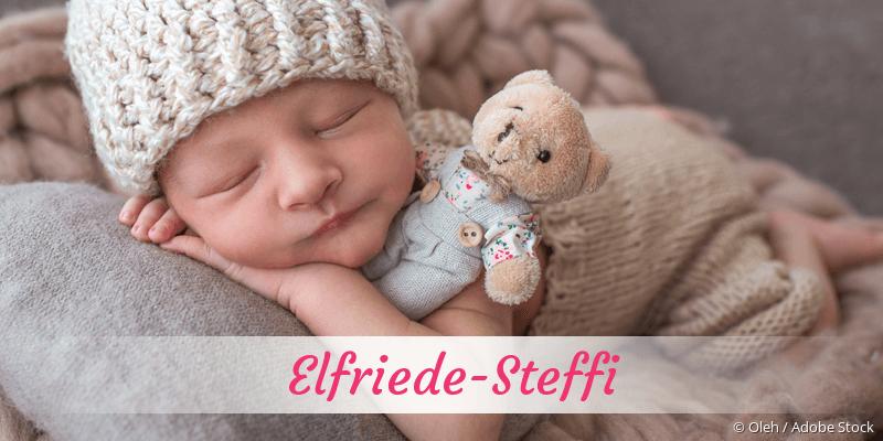 Name Elfriede-Steffi als Bild